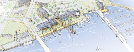 Sturgeon Bay Maritime District Economic Redevelopment