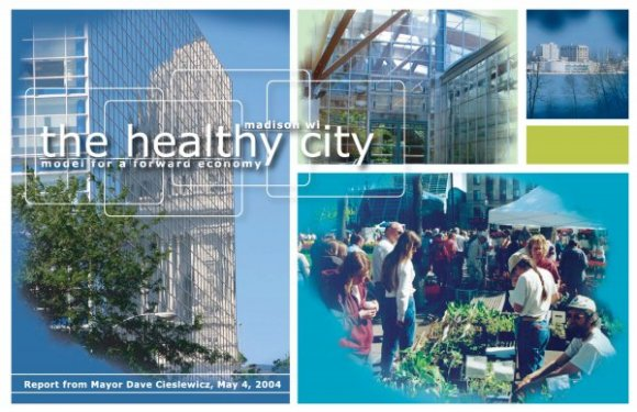Madison Healthy City Economic Strategy