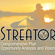 Streator, IL updates its downtown district, comprehensive plan, and future vision
