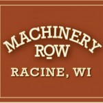 machinery row logo