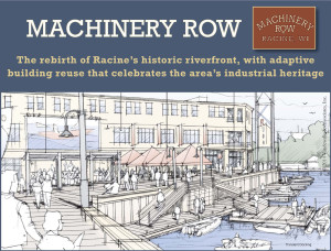 Machinery Row Promenade
