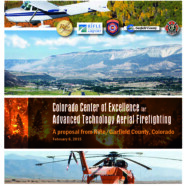 Rifle and Garfield County Colorado hot to become aerial firefighting Center for Excellence