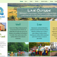 Village of Mazomanie rolls out new positioning and web site