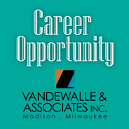 Experienced Associate Planner in Milwaukee: Position Filled!