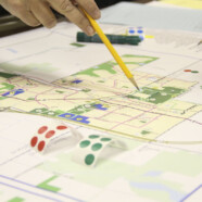 V&A leads enthusiastic community workshop for Oregon Park Plan