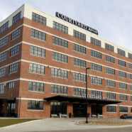 Courtyard Marriott opens in former Deere Building