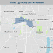 City of Muncie receives Indiana Opportunity Zone tract designations