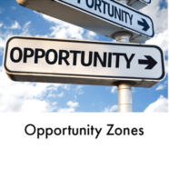 Talk to us about the new Opportunity Zone tool for attracting revitalization investment!