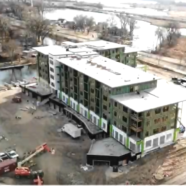 Watch the latest video of the Yahara Commons redevelopment project in Monona