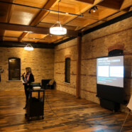 Renovated new event center in Mount Horeb offers additional opportunities on first floor