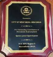 Washington County Site Redevelopment Program recognized by USEPA