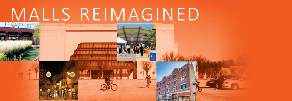 Reimgining Shopping Malls for the Future